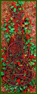 Season's Greetings * Iron Vintage Guitar 2003/2012