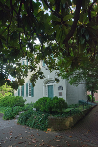 President James K. Polk Ancestral Home