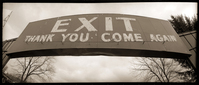 Thank You Come Again/Exit